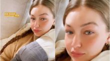 Gigi Hadid Shares Cute Pic with Baby Daughter But Does Not Reveal Her Face