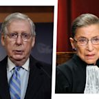 """""""McConnell set the precedent"""": Democrats consider expanding Supreme Court if Trump replaces Ginsburg"""