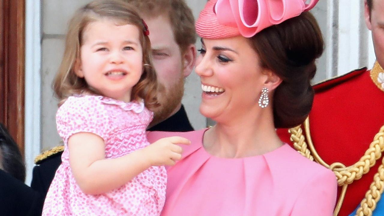 Princess Charlotte to Attend Nursery School in 2018