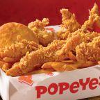 A California Restaurant Got Caught Serving Popeye's Chicken to Customers