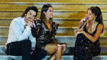 Por que Giulia Be virou a 'pivô da vez' se Luan Santana já gravou com tantas mulheres?