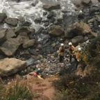 Missing Oregon Woman Found Alive After Car Plunges Off Big Sur Cliff