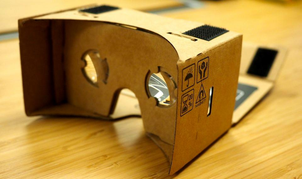 Google's road to virtual reality begins with Cardboard