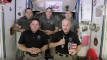Astronauts face final leg of SpaceX test flight: coming home