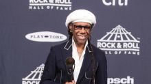 Nile Rodgers died eight times in one night