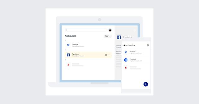 Dropbox officially debuts its password manager