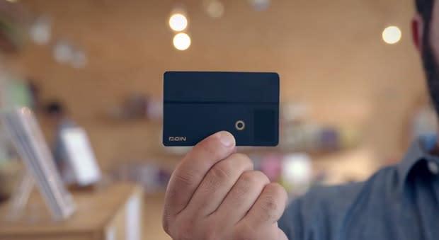 Coin: schizophrene Kreditkarte soll Brieftasche erleichtern (Video)