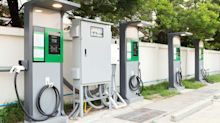Gov-funded charging points to have smart tech from July