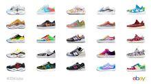 Vashtie Kola, Aleali May and Leading Customizers Help eBay Celebrate 25 Years With Custom Sneaker Auction
