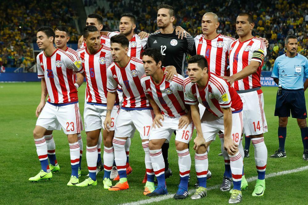 Paraguay subió cinco puestos en el ranking de la FIFA