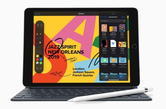 Apple's budget $329 iPad gets a 10.2-inch screen