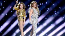 El significado del gesto de Shakira en la Super Bowl 2020