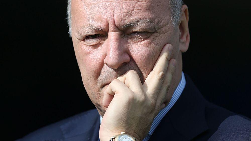 """Marotta snobba il Napoli per lo Scudetto: """"Inter più temibile"""""""
