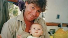 Bindi Irwin's heartwarming tribute to late dad Steve: 'You will always be my superhero'