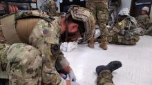 Ranger Esercito italiano premiato dall'Us Army