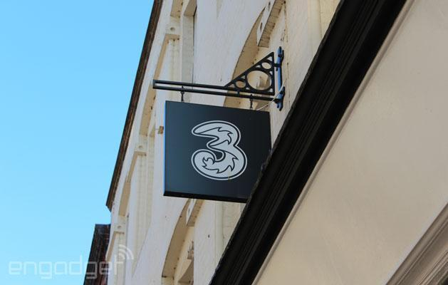 Three UK's owner is buying O2
