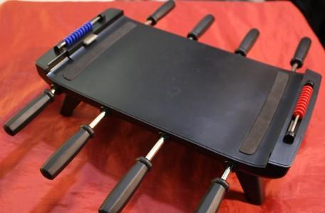 This iPad foosball table almost nails it