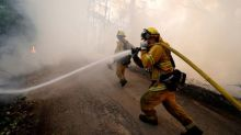 Intensity of fires in U.S. West threatens to push firefighters to the brink