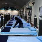 AP PHOTOS: India being overrun by its massive virus surge