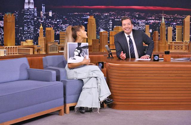 Ariana Grande is coming to the 'Final Fantasy' universe