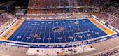Boise State's football stadium. (Getty Images)