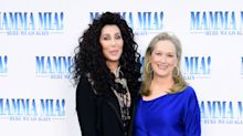 Cher reminisces about giggling with Meryl Streep over Mamma Mia 2 role