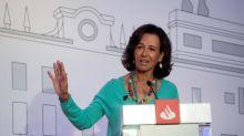 El Santander supera los requisitos mínimos de capital del BCE para 2020