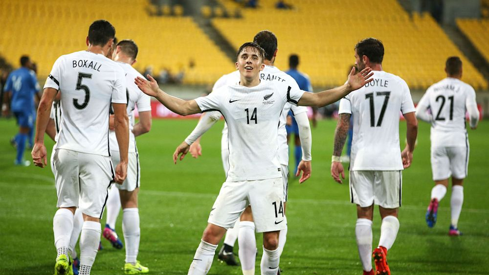 Nueva Zelanda, a un paso del repechaje contra el quinto de Sudamérica