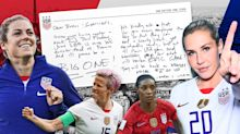 Women's soccer stars ask bosses to let fans take day off to watch quarterfinal game: 'It's gonna be a big one!'