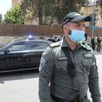 Israel's Netanyahu begins graft trial with 'head held high'