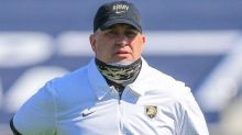 GBK Spring Coverage: Veteran Army Coach Tucker Waugh meets with media