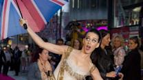London goes wild for Katy Perry