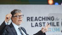 Lo que opina Bill Gates sobre Tesla y el bitcoin, las dos inversiones de moda