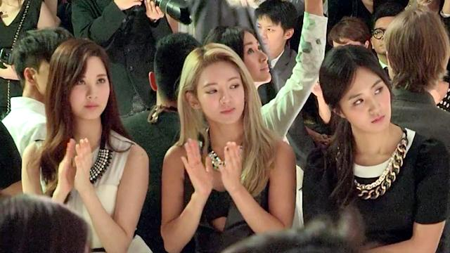 SNSD, Daniel Henney among guests at star-studded Charles & Keith store opening and runway show
