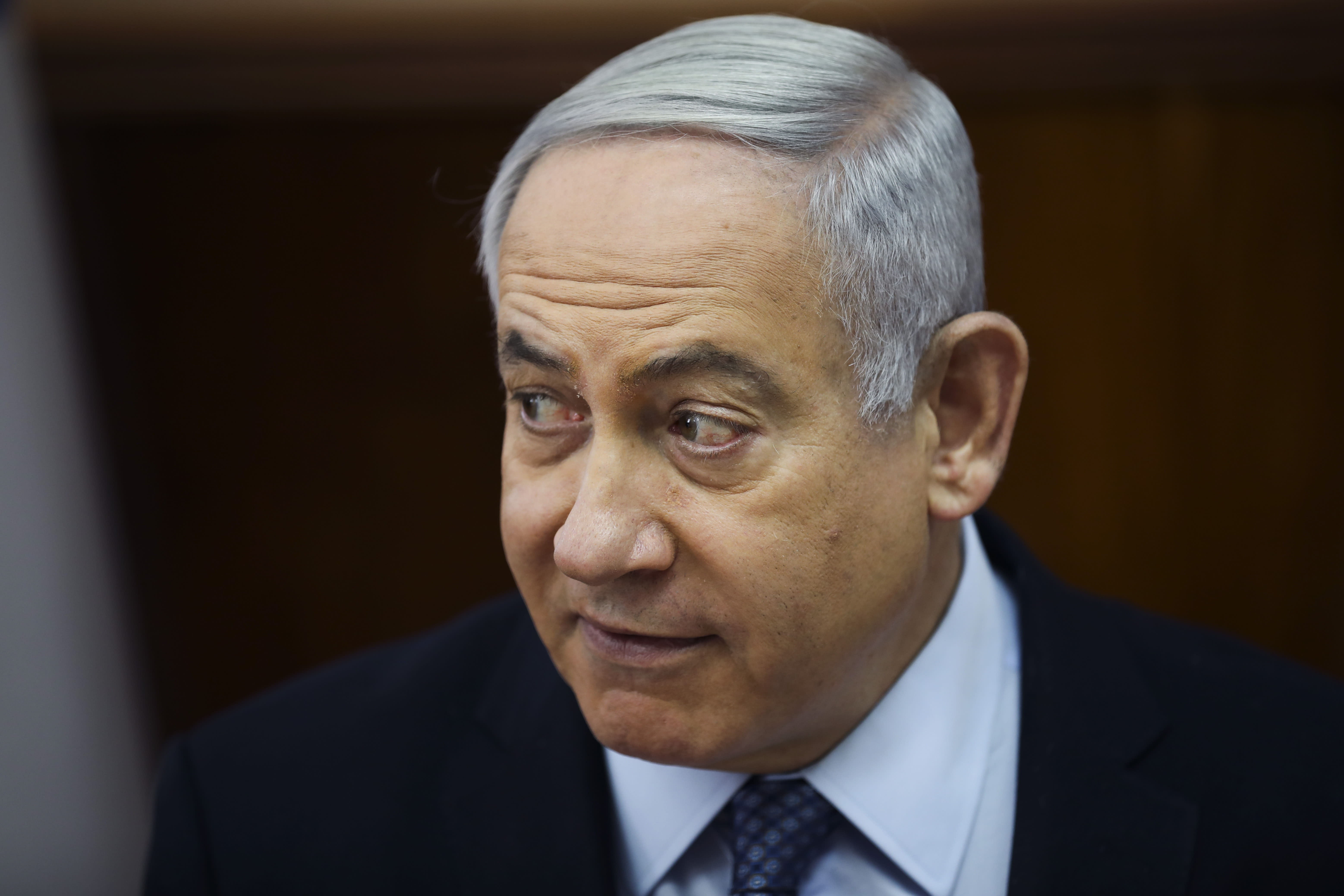 Israel's Prime Minister Benjamin Netanyahu charged with corruption