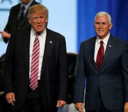 Mike Pence warns of 'consequences' if Russia hacked emails