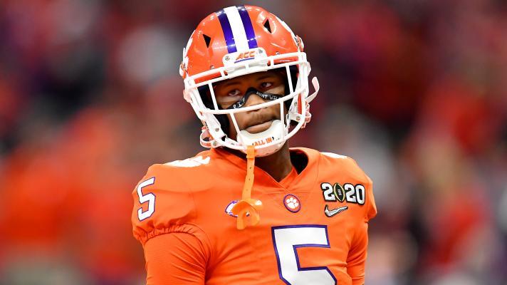 Tee Higgins NFL Draft Prospect Profile