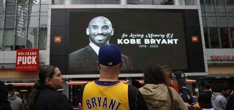 Kobe Bryant's death rattles Grammys