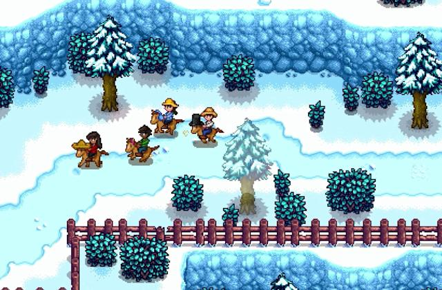 'Stardew Valley' multiplayer arrives on PC, Mac and Linux August 1st