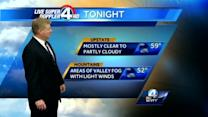John Cessarich's forecast for Friday, April 12, 2013