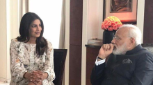 Photos: Priyanka Chopra meets Prime Minister Narendra Modi in Berlin