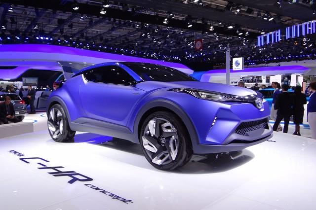 toyota to launch subcompact utility vehicle as nissan juke competitor. Black Bedroom Furniture Sets. Home Design Ideas