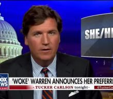 Sen. Elizabeth Warren takes to Twitter to announce her preferred pronouns