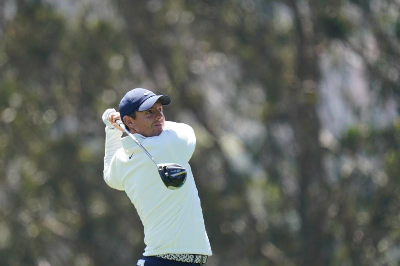 McIlroy says he does not mind a break from Tiger-mania