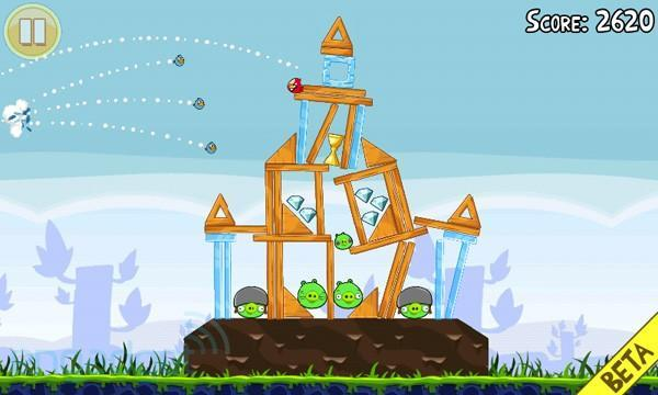 App Review: Angry Birds (Android)
