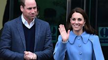 Kate Middleton and Prince William Just Shared Photos of Their Private Kensington Palace Offices
