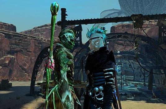 Flameseeker Chronicles: Learning from Tyria's past in Guild Wars 2