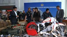 Indonesia minister says sacking Garuda CEO over smuggled Harley