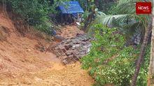 Oorkadavu Residents Rush to Safety After Landslip Kills 2 Children