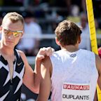 American pole vaulter Sam Kendricks out of Olympics after testing positive for Covid